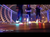 LED shoes Dance