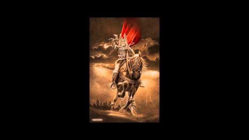 Славянские песни Перун, Бог воинов