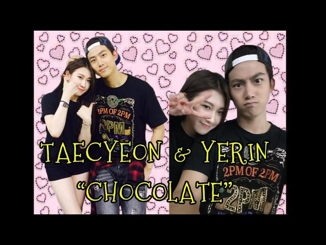 [ENGSUB] 택연 (2PM's Taecyeon) - Chocolate Feat.백예린 (15's Yerin Baek)
