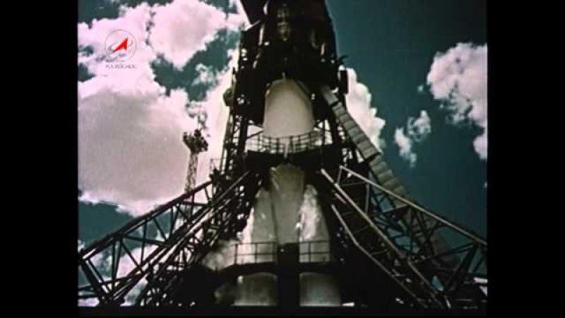 1961 год первый человек в космосе Юрий Гагарин 1961 First Man in Space Yuri Gagarin