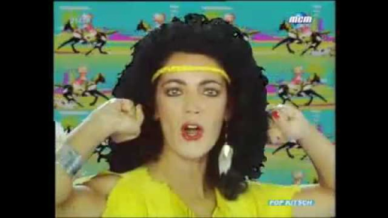 Comanchero MoonRay Video Clip 1984 MCM