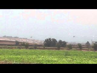 شام ريف حماة كفرنبودة تحليق وقصف للطائرات &#1
