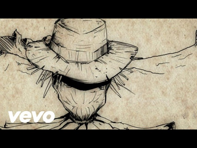 Counting Crows Scarecrow
