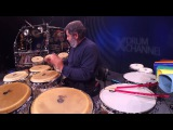 Giovanni Hidalgo, Terry Bozzio, and Alex Acuna - All New Show!
