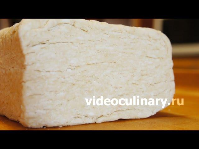 Слоёное Тесто Быстрого Приготовления - Рецепт Бабушки Эммы