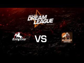 Empire vs. Burden United - League Play Game 2 - ASUS ROG DreamLeague Season 3