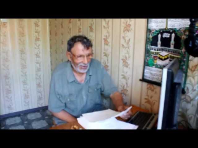 Радик Нуретдин Шигъри тәлгәшләр 23 июнь 2015 ел