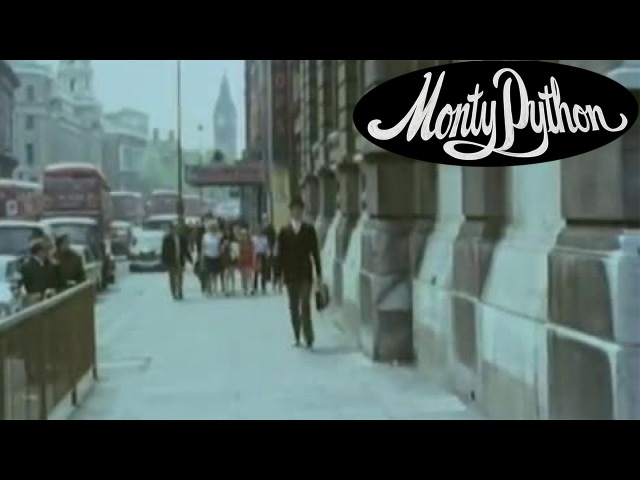 Ministry of Silly Walks - Monty Python's The Flying Circus