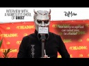 Interview: Namless Ghoul of Ghost at Reading Festival 2015