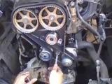 Замена ГРМ на моторе Крайслер 2.4 л. ВОЗЛЕ ДОМА!