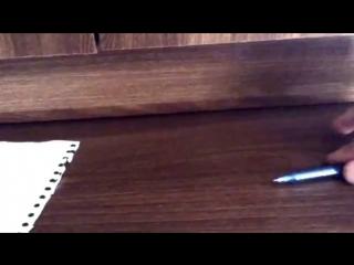 Битбокс ручкой(pen tapping) Урок 25