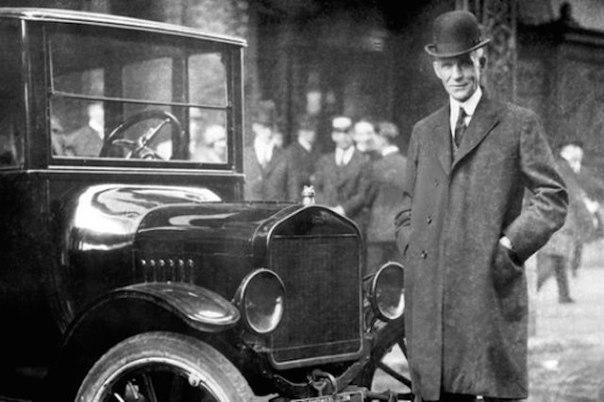 Как Генри Форд платил работникам, которые отдыхали