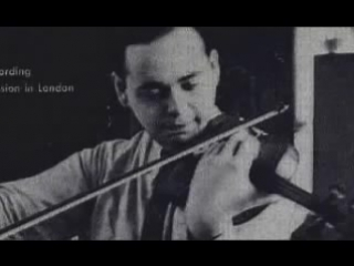 Michael Rabin Plays - Sarasate׃ Habanera