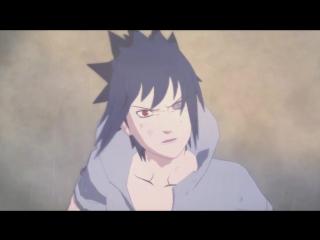 Наруто против Саске - финальная битва (последняя серия Naruto Shippuuden)