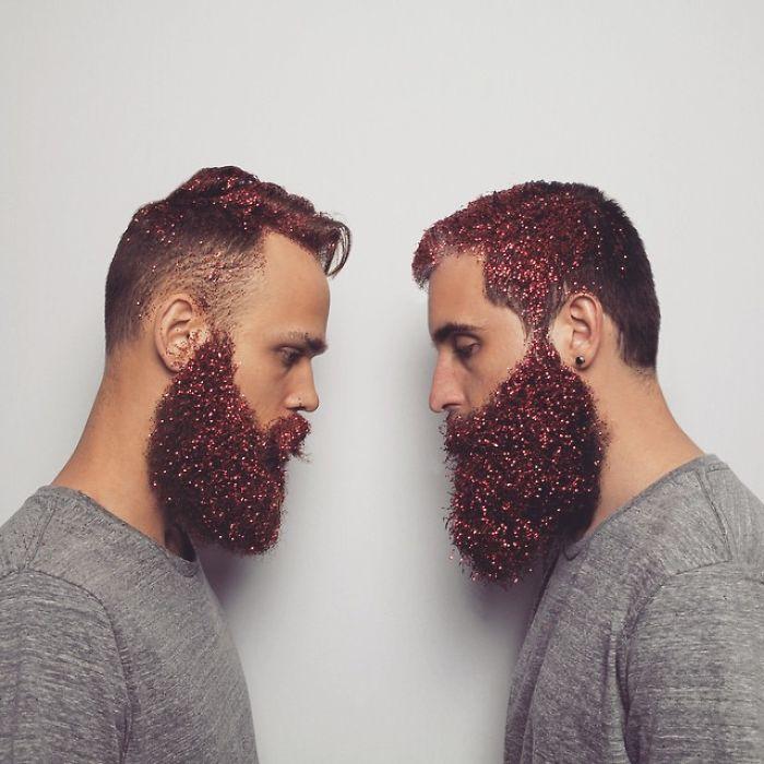 """qCTDXlhaaE8 - Кончита Вурст: """"Как украсить бороду к празднику"""" (30 ФОТО)"""