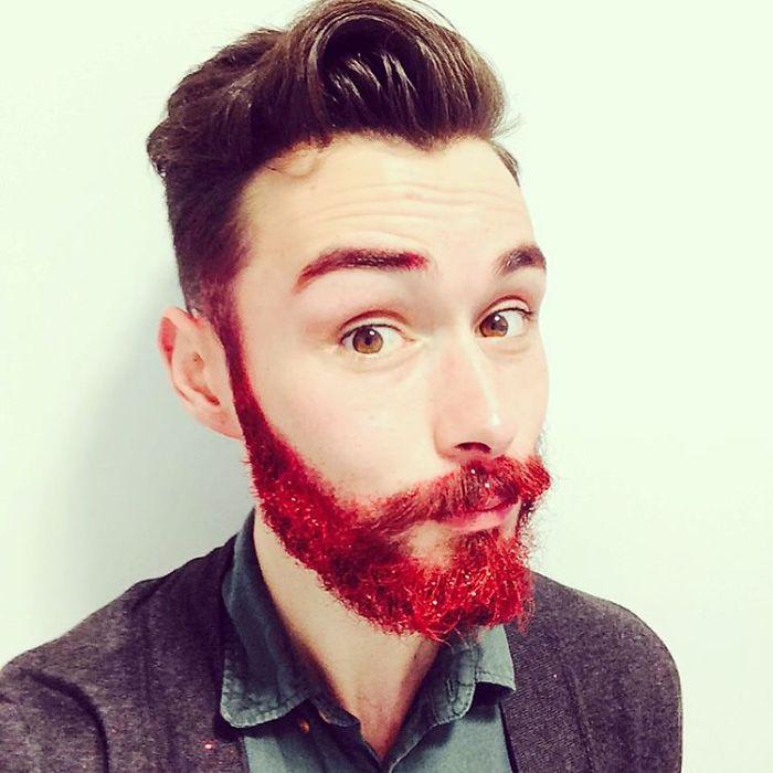 """G0mBZndRTwo - Кончита Вурст: """"Как украсить бороду к празднику"""" (30 ФОТО)"""