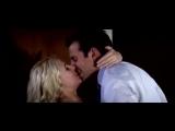 Scarlett Johansson Sexy Hot Beauty Hollywood Kissing Scene