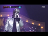 [Раунд 1] Назад в будущее vs  Мр. Биг - Don't Forget Me @ King of Mask Singer 160221