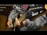 разбор на гитаре Skillet - Savior (как  на электро так и на акустике звук почти похож)