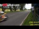 290-Kmh - 180-MPH Corner Exit ✔ Ulster_Grand_Prix - Belfast - ♣ (Type Race,Isle of Man TT)