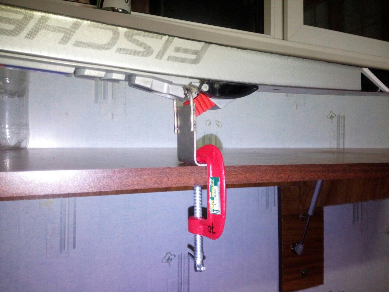 Устройство для фиксации лыж своими руками