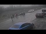 ДТП у с.Грушево на Закарпатті_ авто збило дитину та її рятівника