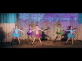 Современная хореография. Дети танцы от 5 до 15 лет . Концерт 2015г