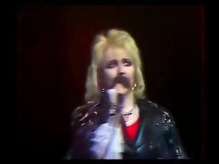 Татьяна Овсиенко и группа Мираж (1989г) - Наступает ночь