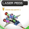 Laser Pegs Ukraine