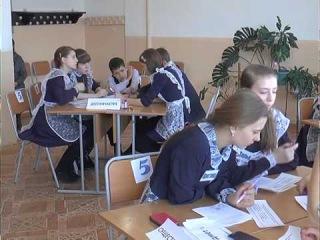 Козлова А.С. Урок русского языка в 7 классе