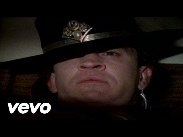 Stevie Ray Vaughan Double Trouble - Superstition (Video)