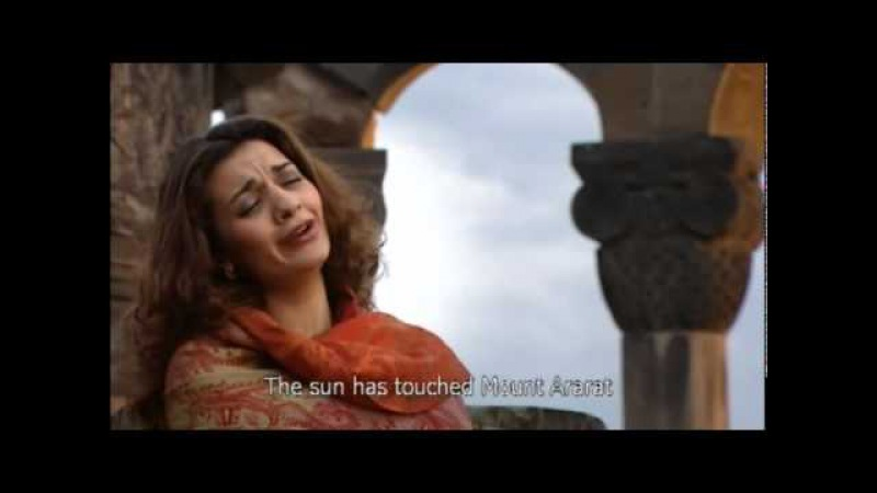 Isabel Bayrakdarian and The Minasyan Duduk Quartet - Dle Yaman    Music of Armenia