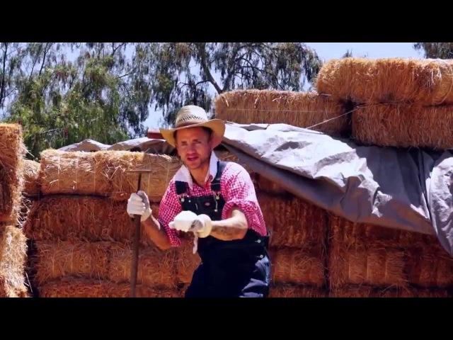 Three Loco RiFF RAFF, Andy Milonakis and Dirt Nasty We Are Farmers
