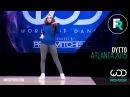 Dytto | FRONTROW | World of Dance Atlanta 2015 | WODATL15