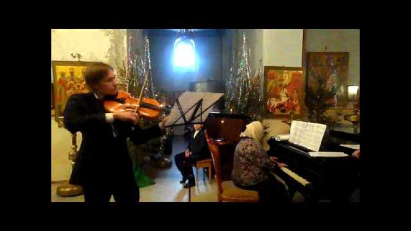 Р. Шуман - Сказочные картины, op. 113, ч. 1 / R.Schumann-Maerchenbilder op. 113, mov. 1