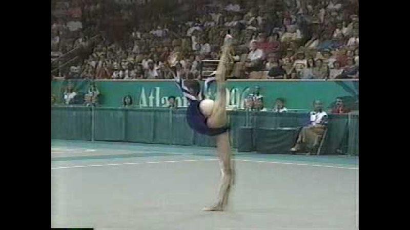 Yana Batyrshina ball 1996