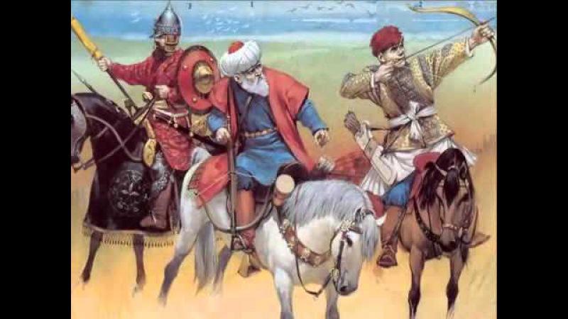 Р. Агоев - Он думал, я за золото служу... (about fate of Circassian mamluk)