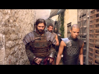 Game Of Thrones Season 5 Deleted / Extended Scene - Grey Worm and Daario