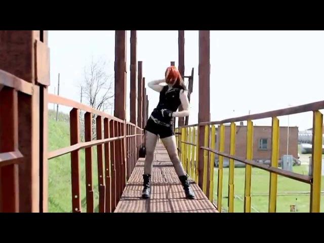 Industrial dance V.Cordis and =BusteT= Sleetgrout -- Dance Like Joke