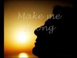 Sami Yusuf - Make Me Strong with lyrics -