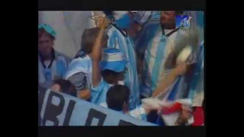 ЧайФ - Аргентина - Ямайка - 5:0