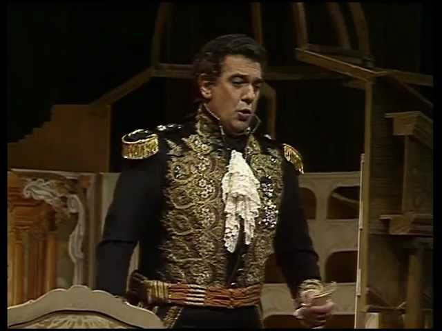 Опера Бал маскарад 1990 год.