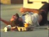 Skateboarder Garrett Hill's Coffee Slam (Unedited)