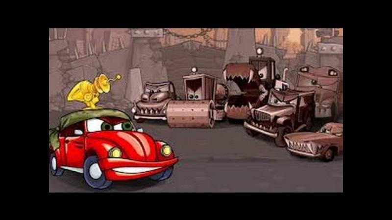 Мультик игра для детей про машинки - Машина ест Машину 5 CAR EATS CAR 5 ч.4 финал