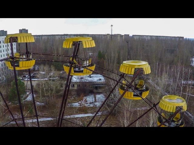 Winter in Pripyat town / Зима в Припяти (Музыка: Виктор Аргонов. Техно-опера 2032. Легенда о несбывшемся грядущем. Композиция Зима)