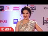 Madhuri Dixit at Filmfare Awards 2016   Red Carpet   ViralBollywood