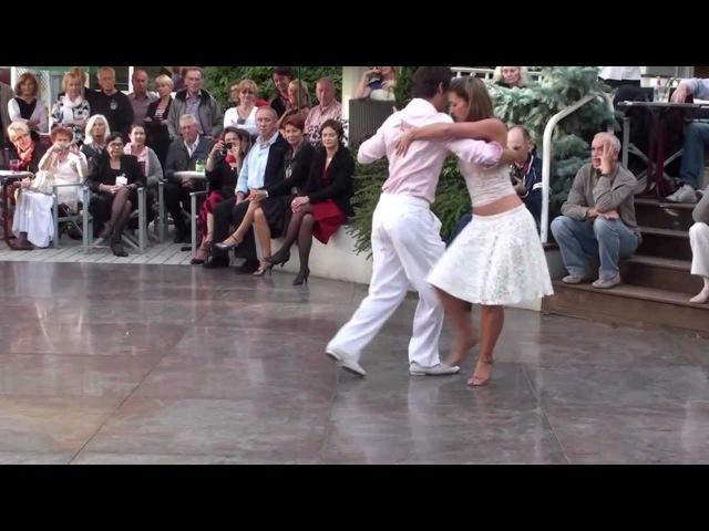 Festival Tango Argentin 2012 Aix les Bains Haris et Malika
