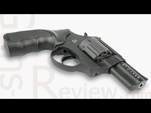 STALKER. Револьвер под патрон Флобера. Обзор от Guns-Review.com