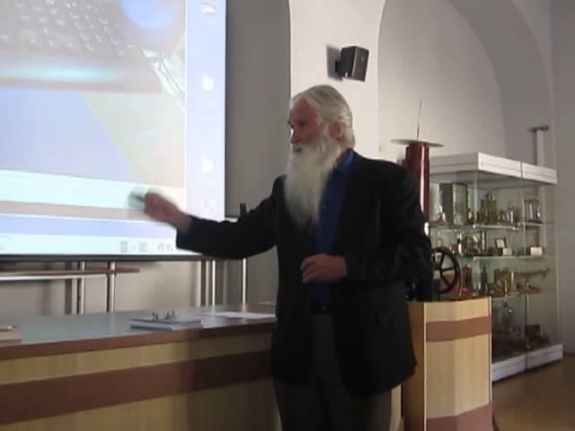 ГРАВИТАЦИЯ - Черняев АФ - семинар Ритмодинамика 2011 - Глобальная волна