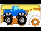 Car Cartoons. Monster Truck Race. Racing. Emergency Vehicles. Car Wash & Car Service. Episode 58